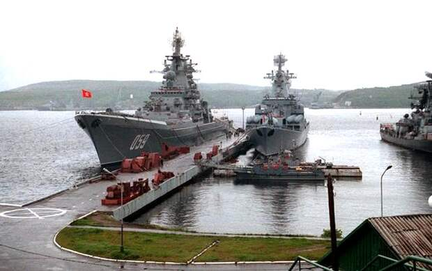 Тяжелый атомный крейсер «Адмирал Нахимов»: когда взлетит «Орлан»
