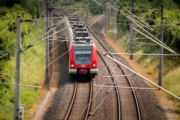 Поезд, Железнодорожных, S Bahn, Транспорт, Рельсы