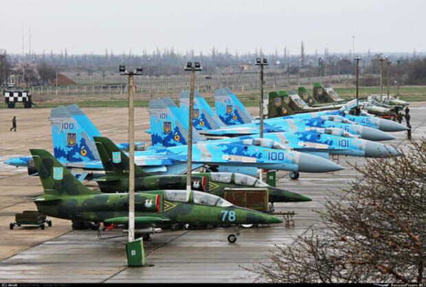 В NI назвали реальные потери авиации Украины за последние годы