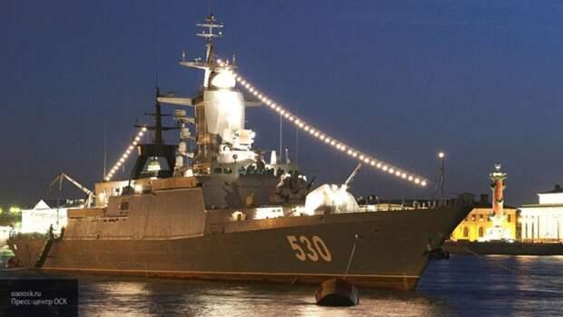 Sohu: Россия жестко ответила на приближение эсминца США к своим границам