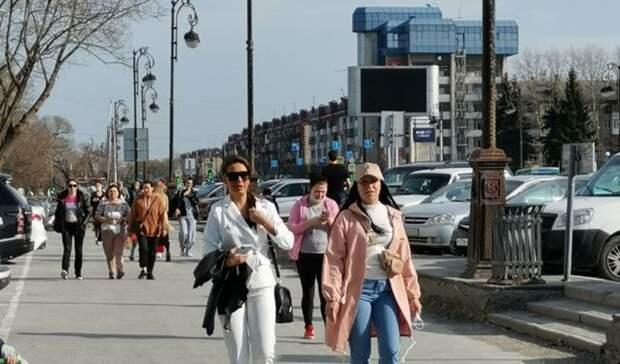 Ясная и теплая погода придет в Тюмень 22 апреля