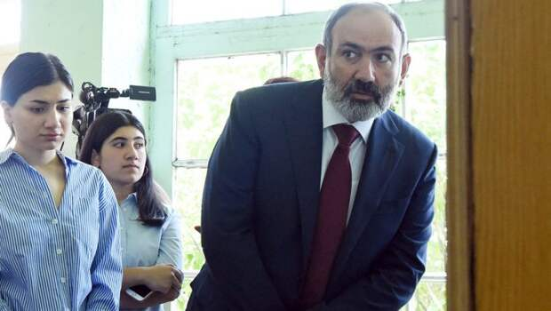 Троекратный перевес у Пашиняна: последние данные по выборам в Армении