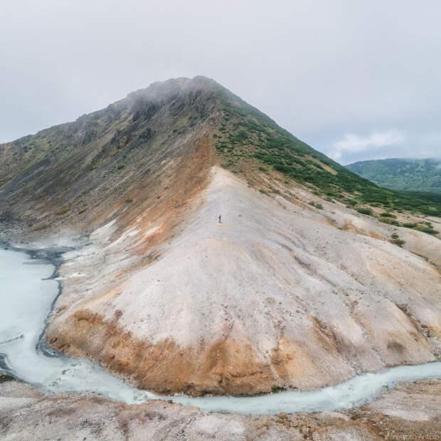Магнетическая красота Кунашира