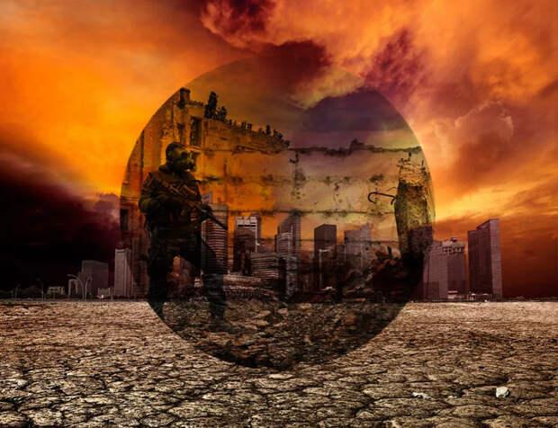 Ученые: потепление климата на четыре градуса может привести к мировой войне