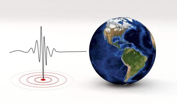 Землетрясение произошло в Свердловской области