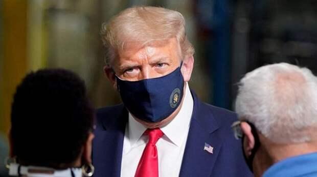 Трамп вылечился откоронавируса