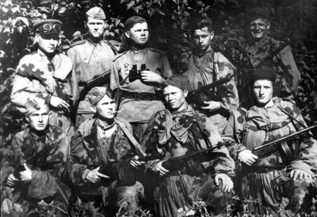 25 диверсантов против 5 тысяч нацистов: на что способны советские разведчики