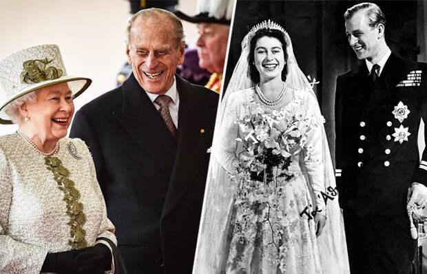 Каким был единственный мужчина, который мог заставить королеву Елизавету II смеяться: Принц Филипп