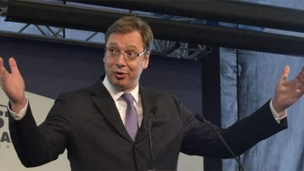 Лидер Сербии анонсировал строительство еще одной скоростной ж/д магистрали
