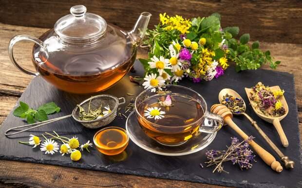 4 вида чая, который и пить приятно, и для кожи полезно