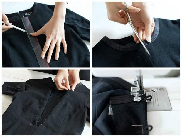 Превратите старую ненужную одежду в ультрамодные вещи