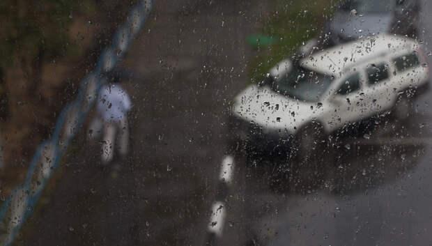 4 июня в Московском регионе стало вторым самым дождливым днем в истории