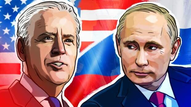 Американский обозреватель предложил скорее провести встречу Путина и Байдена