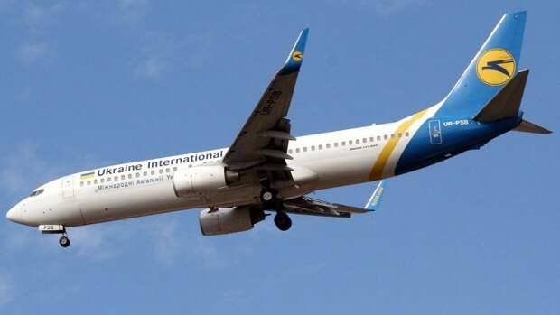 Авиация Украины оказалась на грани краха после прекращения сообщения с РФ
