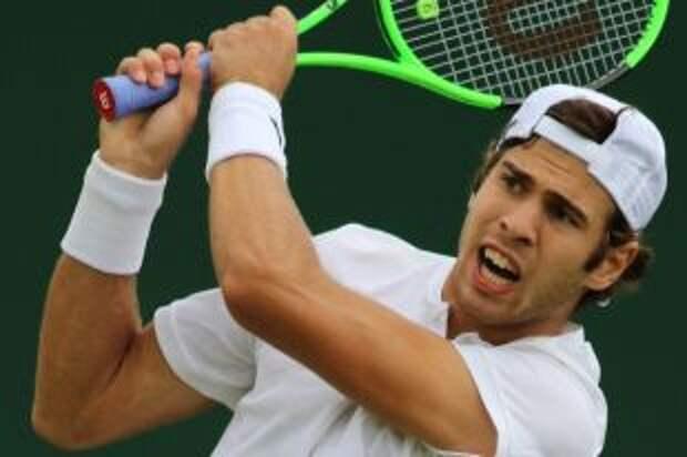 Хачанов вышел в финал олимпийского теннисного турнира