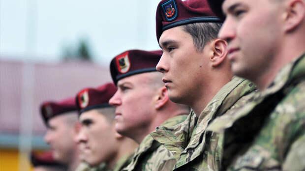 Десять американских десантников пострадали на учениях в Эстонии