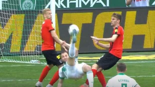 «Браво, красотища». «Спартак» отреагировал на гол Мелкадзе за «Ахмат»