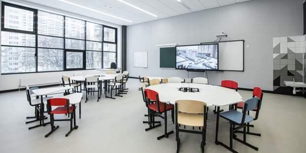 Строительство школы в Валдайском завершено на 95 процентов