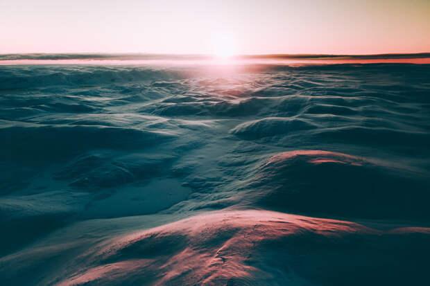 Frozen Desert by Tobias Hägg on 500px.com