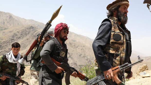 Талибы понесли тяжелые потери в ночных боях в провинции Гильменд
