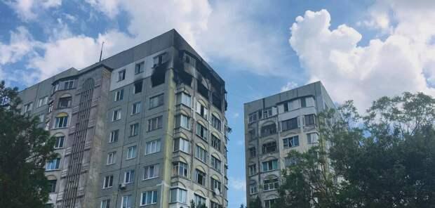Жильцам поврежденного взрывом дома в Керчи купят 40 квартир