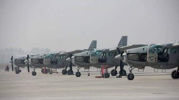 Военно-воздушные силы Афганистана: развитие или агония?