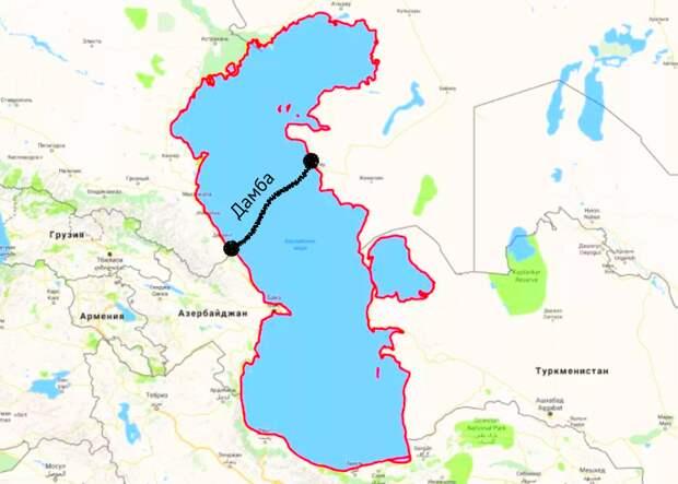 Какие плюсы получит Россия, если перегородит Каспийское море дамбой