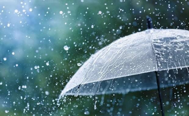 В Беларуси на 17 сентября из-за дождей объявлен оранжевый уровень опасности