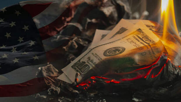 Доллар из ничего: печатный станок и экономика катастрофы