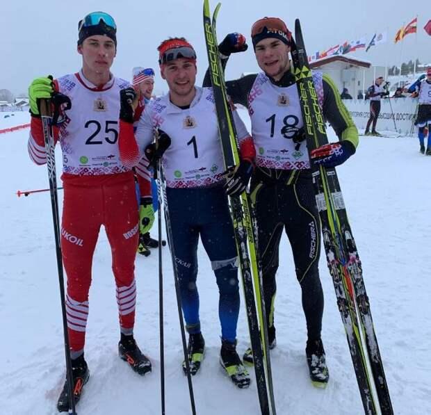 Студенты-лыжники из Марьиной рощи завоевали бронзу на городских соревнованиях