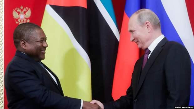 Путин готов исправить ошибки СССР в Африке