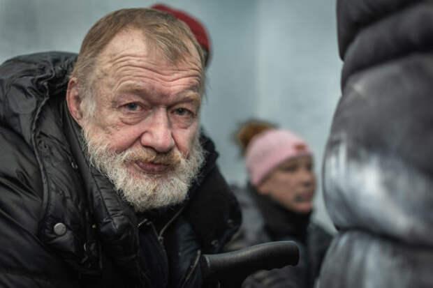 Святой Евгеньич. Как работает врач, которого знает весь уличный Петербург