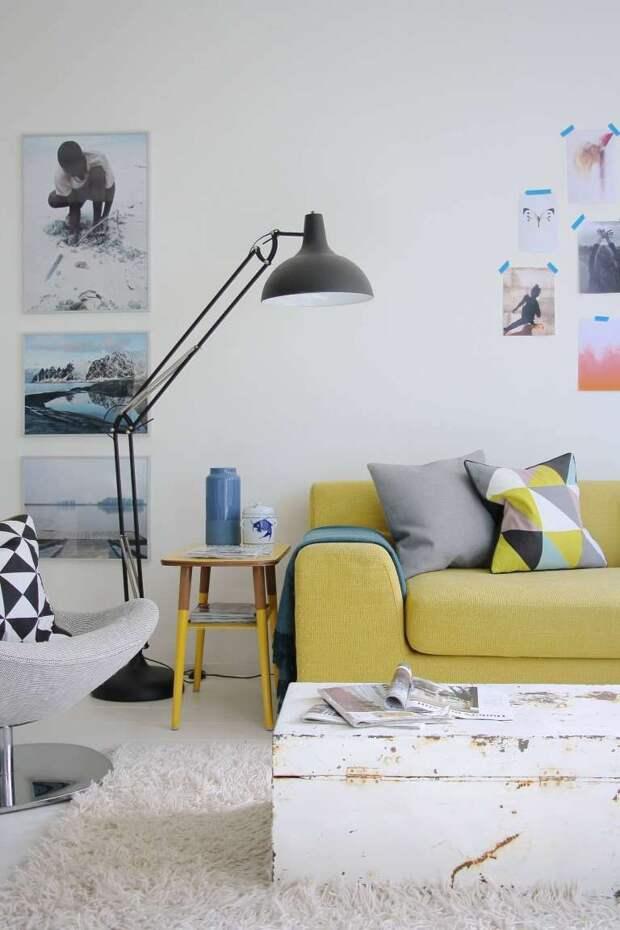 Стильные и функциональные идеи освещения комнаты