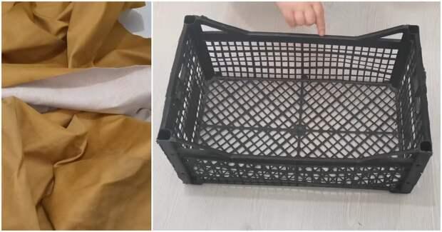 Эффектное преображение овощного ящика: стильный внешний вид + практичный результат