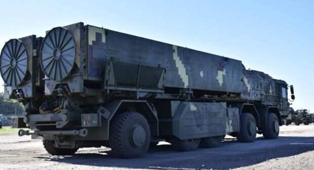 Киев сообщил о завершении разработки превосходящего российский «Искандер» ОТРК «Сапсан»