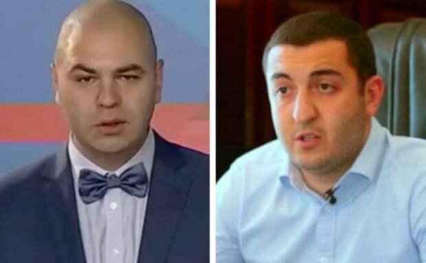 Сын экс-главы Северной Осетии избил сына Жириновского