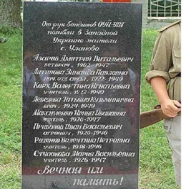 Вспомнилось Кравчуку его бандеровское детство…