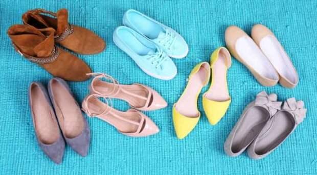 Признаки устаревшей обуви