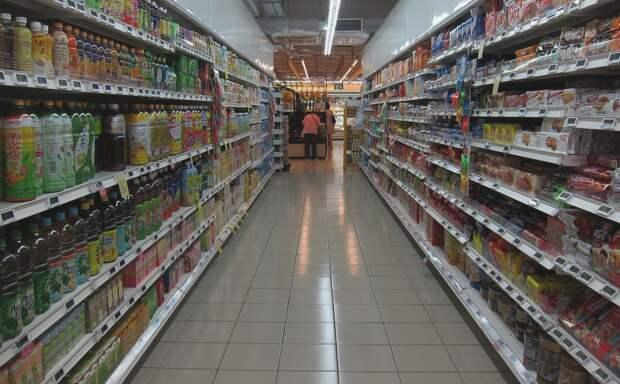 Цены на продукты в России могут быть заморожены предпринимателями