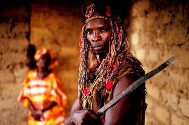 Необыкновенные способности африканских колдунов