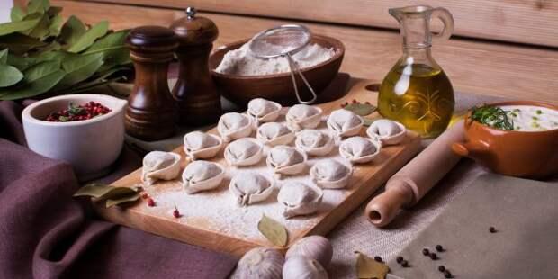 6 рецептов теста для вкуснейших пельменей