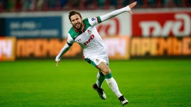 Крыховяк подвел итоги сезона для «Локомотива»