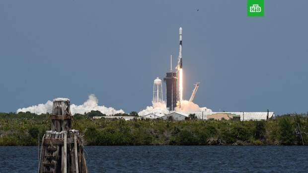 SpaceX довела группировку Starlink до 1675 спутников