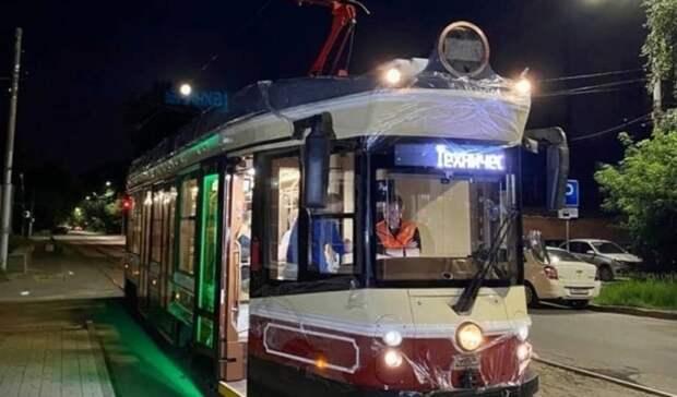 Ретро-трамвай выйдет впервый рейс вНижнем Новгороде 25июля