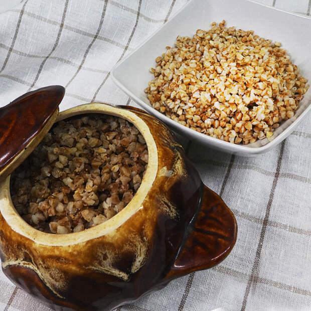 Варю гречку  по-старорусски и рецепт гречки - биологически активной!