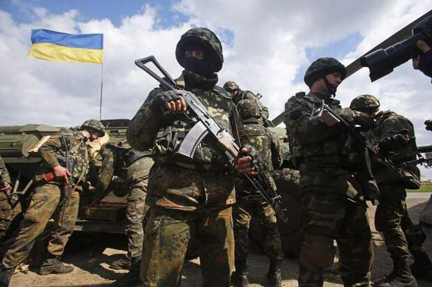 ВСУнерассчитывают наподдержку союзников вслучае обострения ситуации, — генерал