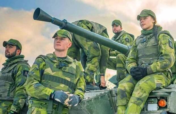Шведы и финны готовятся обороняться «на восточной границе»