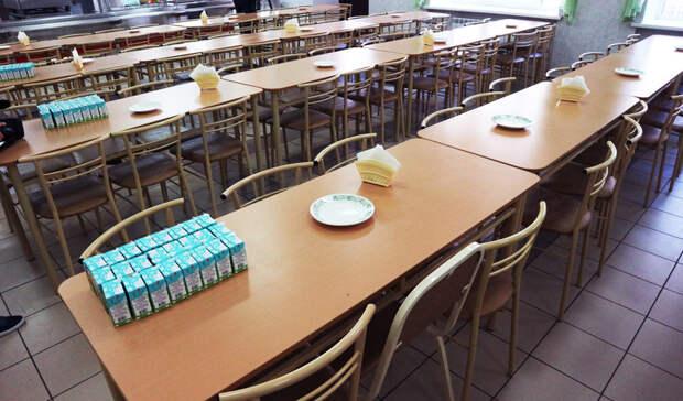 ВБелгороде ликвидируют комбинат школьного питания