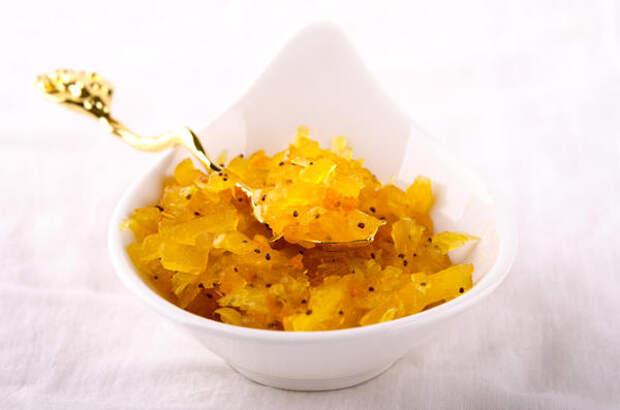 Варенье из тыквы или кабачков