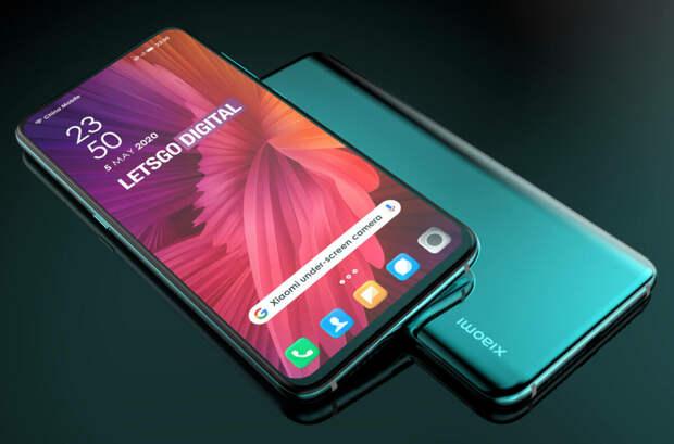 Xiaomi избавит телефоны от челок, вырезов и дырок. Куда денут камеру и при чем здесь Nokia